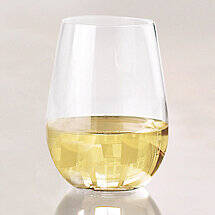 Riedel 'O' Sauvignon Blanc / Riesling Stemless Wine Glasses (Set of 2)