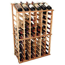 Sonoma Designer Wine Rack Kit - 6 Column Half Height w / Display