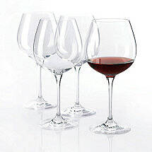 Fusion Classic Pinot Noir Wine Glasses (Set of 4)