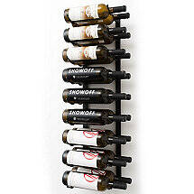 VintageView Wall Series 3 Foot Wine Rack (18 Bottle)