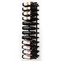 VintageView Wall Series 4 Foot Wine Rack (36 Bottle)