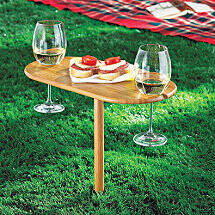 Toast-for-Two Wine Table