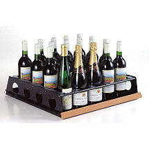 EuroCave Rolling Tasting Shelf (Performance & Comfort Series) (Beech)
