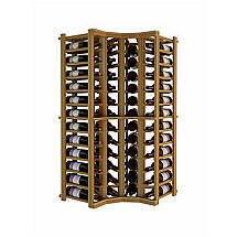 Napa Vintner Stackable Wine Rack - Curved Corner