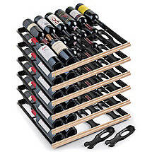 EuroCave Main du Sommelier Rolling Shelves (Performance & Comfort Series) (Set of 6) (Beech)
