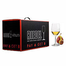 Pay 6 Get 8 Riedel Vinum Chardonnay (Set of 8)