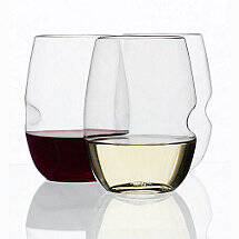 govino Stemless Shatterproof Wine Glasses