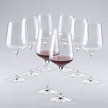 Fusion Infinity Wine Glass Bonus Packs (Set of 6 + 2 Free)