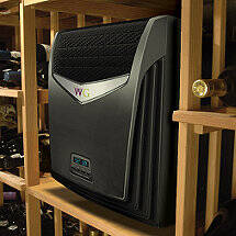 Wine Guardian 1110 BTU Through-the-Wall Wine Cellar Cooling Unit (Max Room Size = 850 Cu Ft)