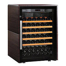 EuroCave Performance Décor Collection 83 Wine Cellar (Dark Wood - Full Glass Door)