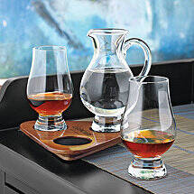 Glencairn Glass Tasting Set with Water Jug