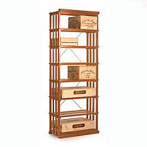 N'FINITY Wine Rack Kit- Rectangular Bin