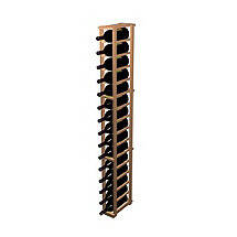 Sonoma Designer Wine Rack Kit - 1 Column Magnum