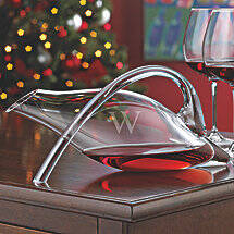 Personalized Fusion Duck Decanter