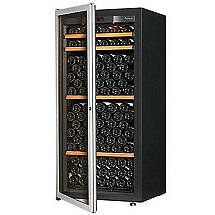EuroCave Pure M Wine Cellar Left Hinge (Brushed Aluminum Glass Door)