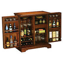 Howard Miller Lodi Wine and Bar Cabinet