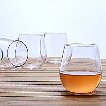 Indoor / Outdoor Wine Tumblers (Set of 8)