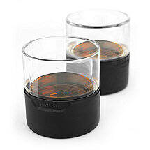 Rabbit Freezable Whiskey Glasses (Set of 2)