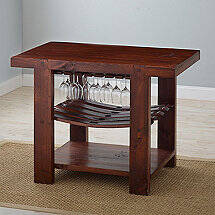 Napa Valley Kitchen Island (Pine)