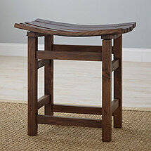 Napa Valley Stool (Caramel Finish)