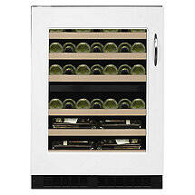 Wine Enthusiast SommSeries Dual Zone Wine Cellar Left Hinge (Panel Ready)