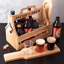 Personalized Craft Beer Gift Set