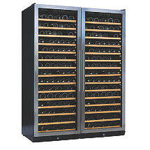 N'FINITY PRO Double LXi RED Wine Cellar
