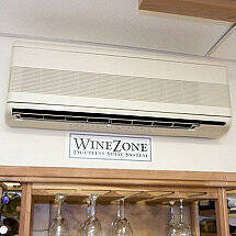 WineZone Ductless Split 9100 Series