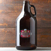 Personalized Growler