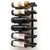 VintageView Wall Series 2 Foot Wine Rack (12 Bottle)