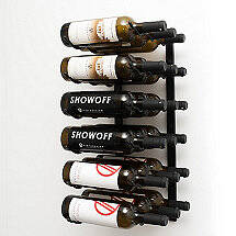 VintageView Wall Series 2 Foot Wine Rack (18 Bottle)
