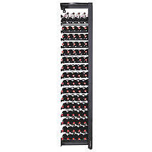 EuroCave Modulosteel 1 Column 85 Bottle Add On Wine Rack