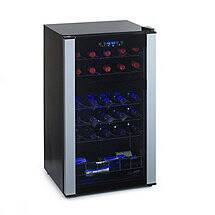 29-Bottle Evolution Series Dual Zone Wine Refrigerator (Open Box Outlet)