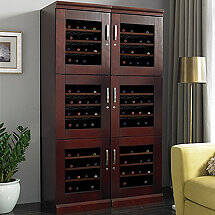Trilogy Double Wine Locker