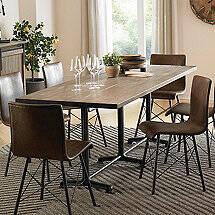 Mesa Seven Piece Dining Set