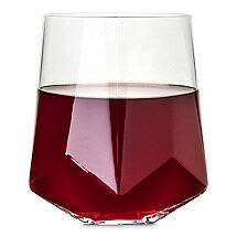 Geo Wine Glasses (Set of 2)