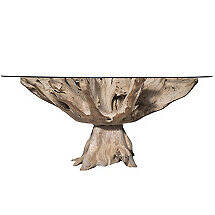 Jakarta Dining Table (Small) (Natural)